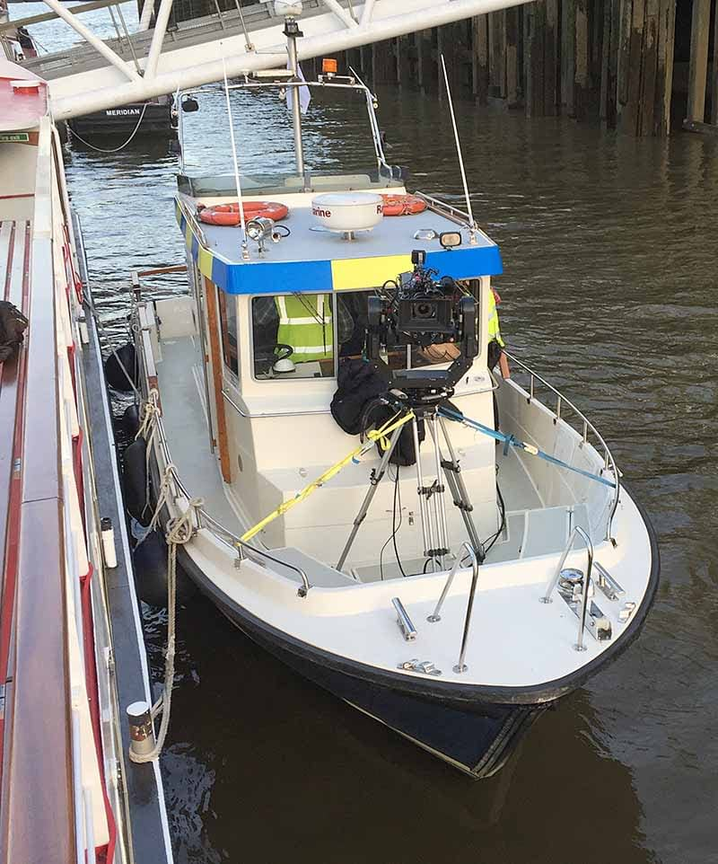 equity camera boat