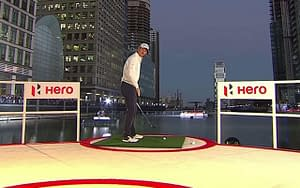 british masters hero golf london