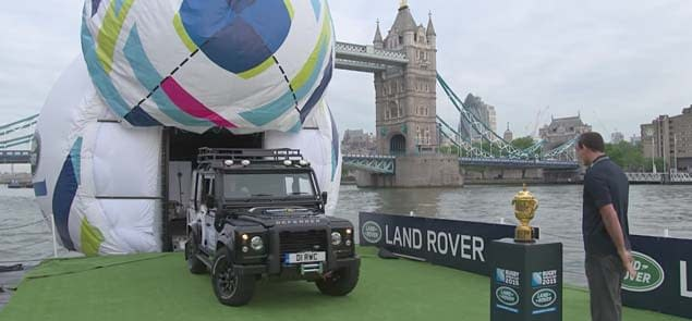 land rover world cup