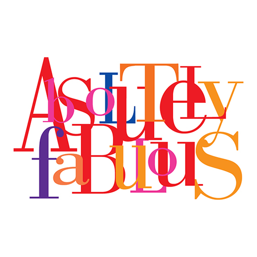 absolutely fabulous logo