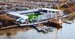 fulham stadium development craven cottage