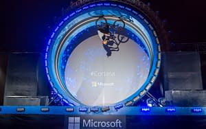 microsoft make it happen cortana thames event