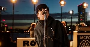 liam gallagher down by the river thames
