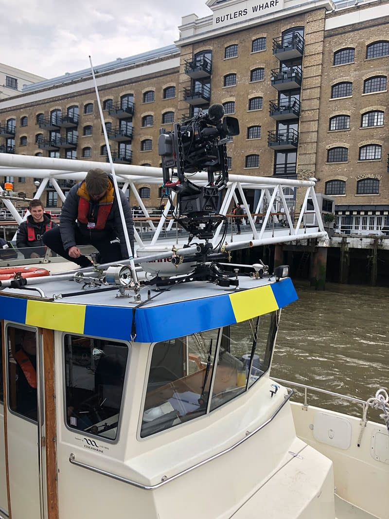 river thames filming equity
